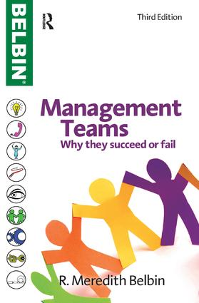 Management Teams: 3rd Edition (Hardback) book cover