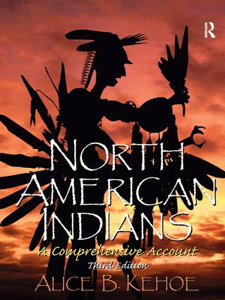 North American Indians: A Comprehensive Account book cover
