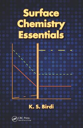 Surface Chemistry Essentials: 1st Edition (Hardback) book cover