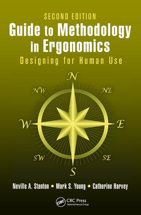 Guide to Methodology in Ergonomics: Designing for Human Use, Second Edition, 2nd Edition (Hardback) book cover