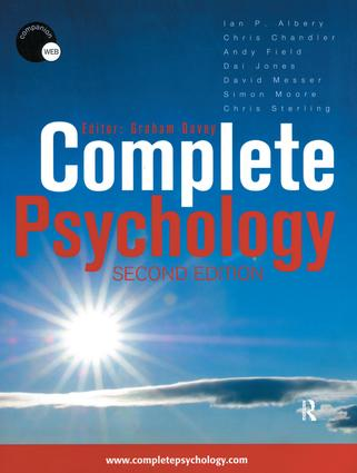 Complete Psychology: 2nd Edition (Hardback) book cover