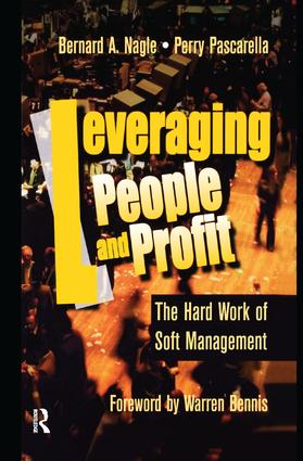 Leveraging People and Profit: 1st Edition (Hardback) book cover