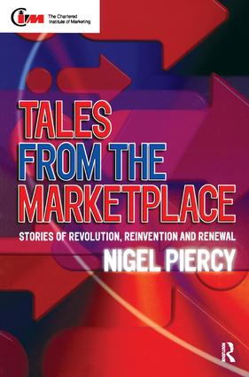 Tales from the Marketplace: 1st Edition (Hardback) book cover