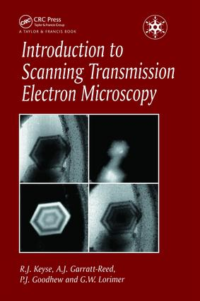 Introduction to Scanning Transmission Electron Microscopy: 1st Edition (Paperback) book cover