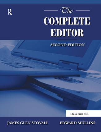The Complete Editor: 2nd Edition (Hardback) book cover