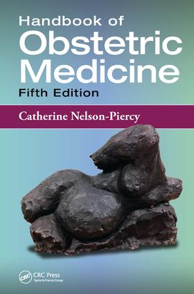 Handbook of Obstetric Medicine book cover