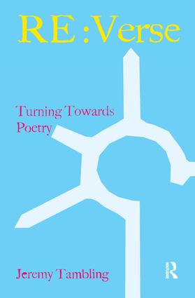 RE:Verse: Turning Towards Poetry, 1st Edition (Hardback) book cover