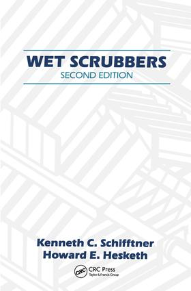 Wet Scrubbers: 2nd Edition (Paperback) book cover