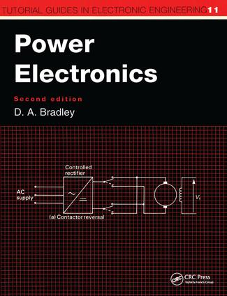 Power Electronics: 2nd Edition (Hardback) book cover