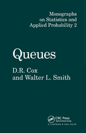 Queues: 1st Edition (Hardback) book cover