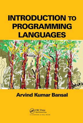 Introduction to Programming Languages: 1st Edition (Hardback) book cover