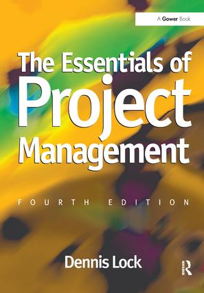 The Essentials of Project Management: 4th Edition (Paperback) book cover