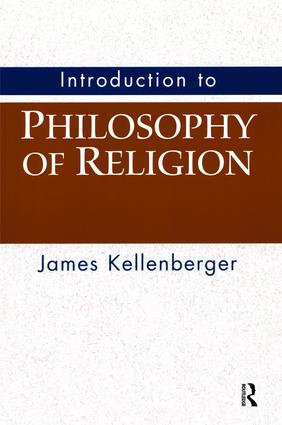 Introduction to Philosophy of Religion: 1st Edition (Hardback) book cover