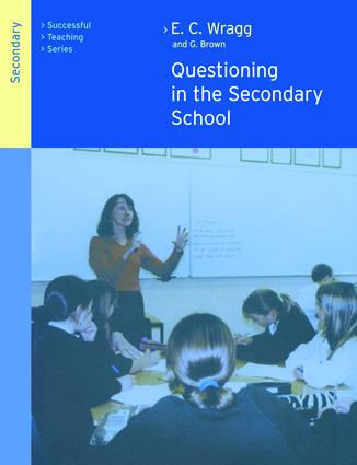 Questioning in the Secondary School: 2nd Edition (Hardback) book cover