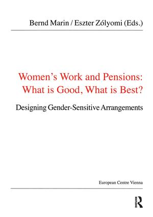 The Pension System in Poland in the Gender Context