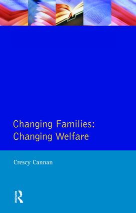 Changing Families: 1st Edition (Hardback) book cover