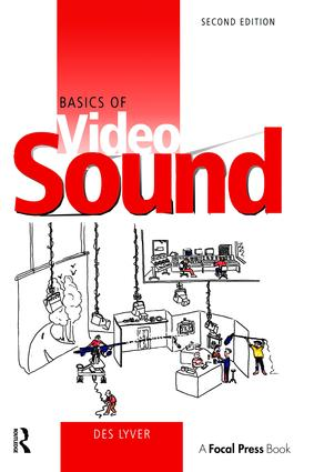 Basics of Video Sound: 2nd Edition (Hardback) book cover