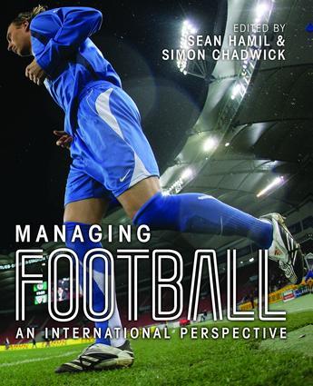Managing Football: 1st Edition (Hardback) book cover