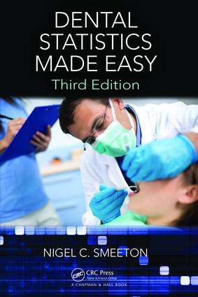 Dental Statistics Made Easy - CRC Press Book