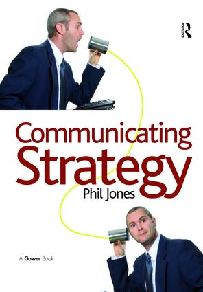 Developing Your Communcations Strategy and Plan
