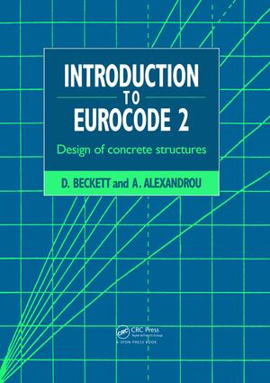 Introduction to Eurocode 2: Design of concrete structures, 1st Edition (Paperback) book cover