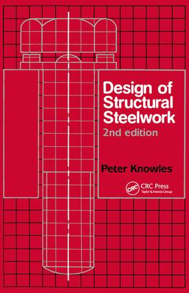 Design of Structural Steelwork: 1st Edition (Paperback) book cover