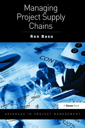 Managing Project Supply Chains book cover