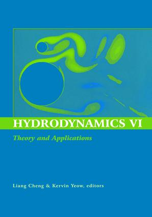 Hydrodynamics VI: Theory and Applications: Proceedings of the 6th International Conference on Hydrodynamics, Perth, Western Australia, 24-26 November 2004, 1st Edition (Hardback) book cover