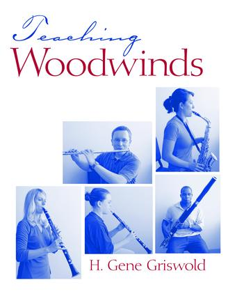 Teaching Woodwinds: 1st Edition (Hardback) book cover