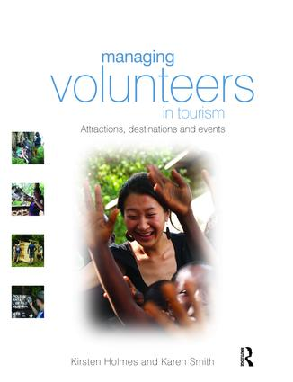 Training and Developing Volunteers
