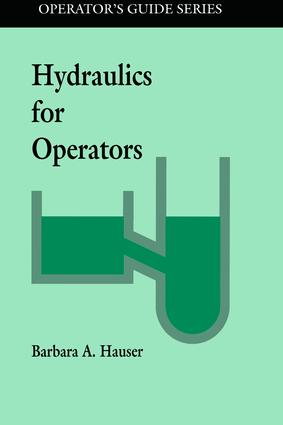 Hydraulics for Operators: 1st Edition (Paperback) book cover