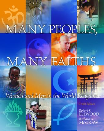 Many Peoples, Many Faiths: Women and Men in the World Religions book cover