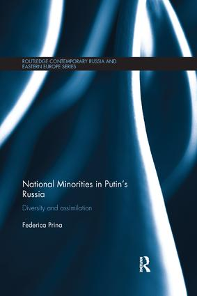 National Minorities in Putin's Russia: Diversity and Assimilation book cover