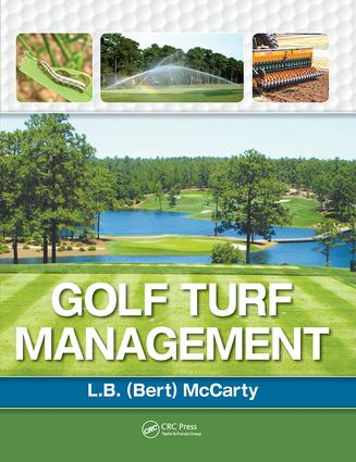 Golf Turf Management book cover