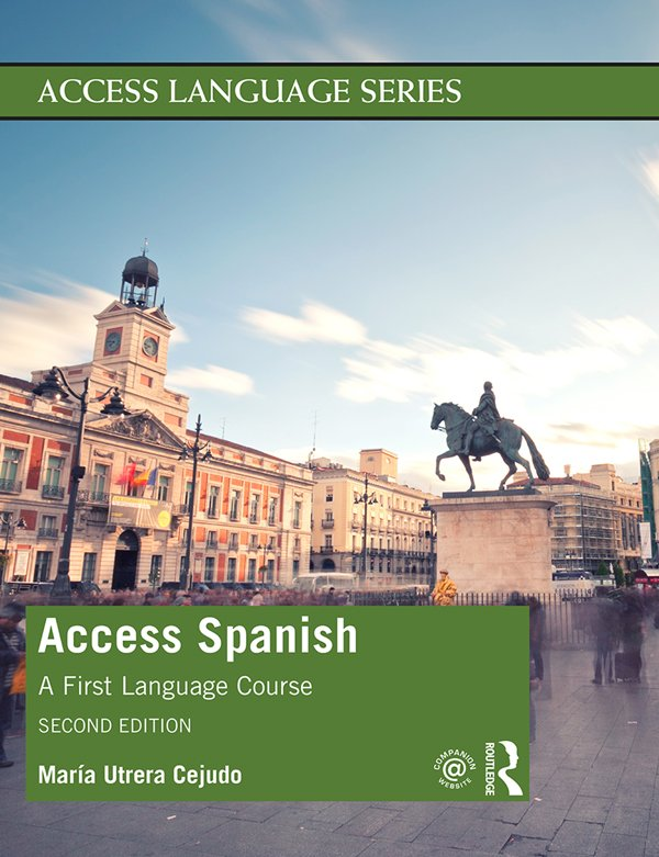 Access Spanish: A First Language Course, 2nd Edition (Paperback) book cover