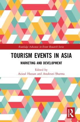 Tourism Events in Asia: Marketing and Development book cover