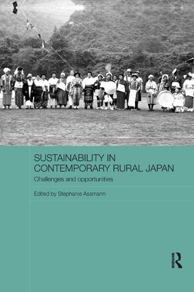 Sustainability in Contemporary Rural Japan: Challenges and Opportunities book cover