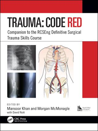Trauma: Code Red: Companion to the RCSEng Definitive Surgical Trauma Skills Course book cover