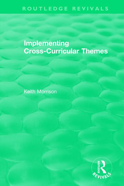 Implementing Cross-Curricular Themes (1994) book cover