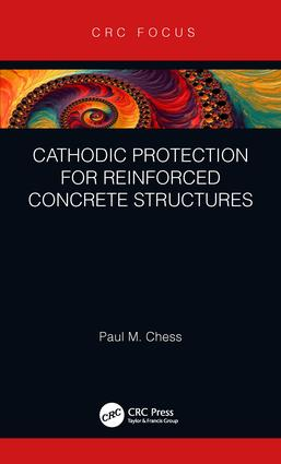 Cathodic Protection for Reinforced Concrete Structures: 1st Edition (Hardback) book cover