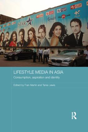 Lifestyle Media in Asia: Consumption, Aspiration and Identity, 1st Edition (Paperback) book cover
