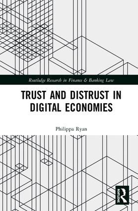 Trust and Distrust in Digital Economies book cover