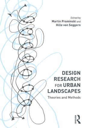 Design Research for Urban Landscapes: Theories and Methods book cover