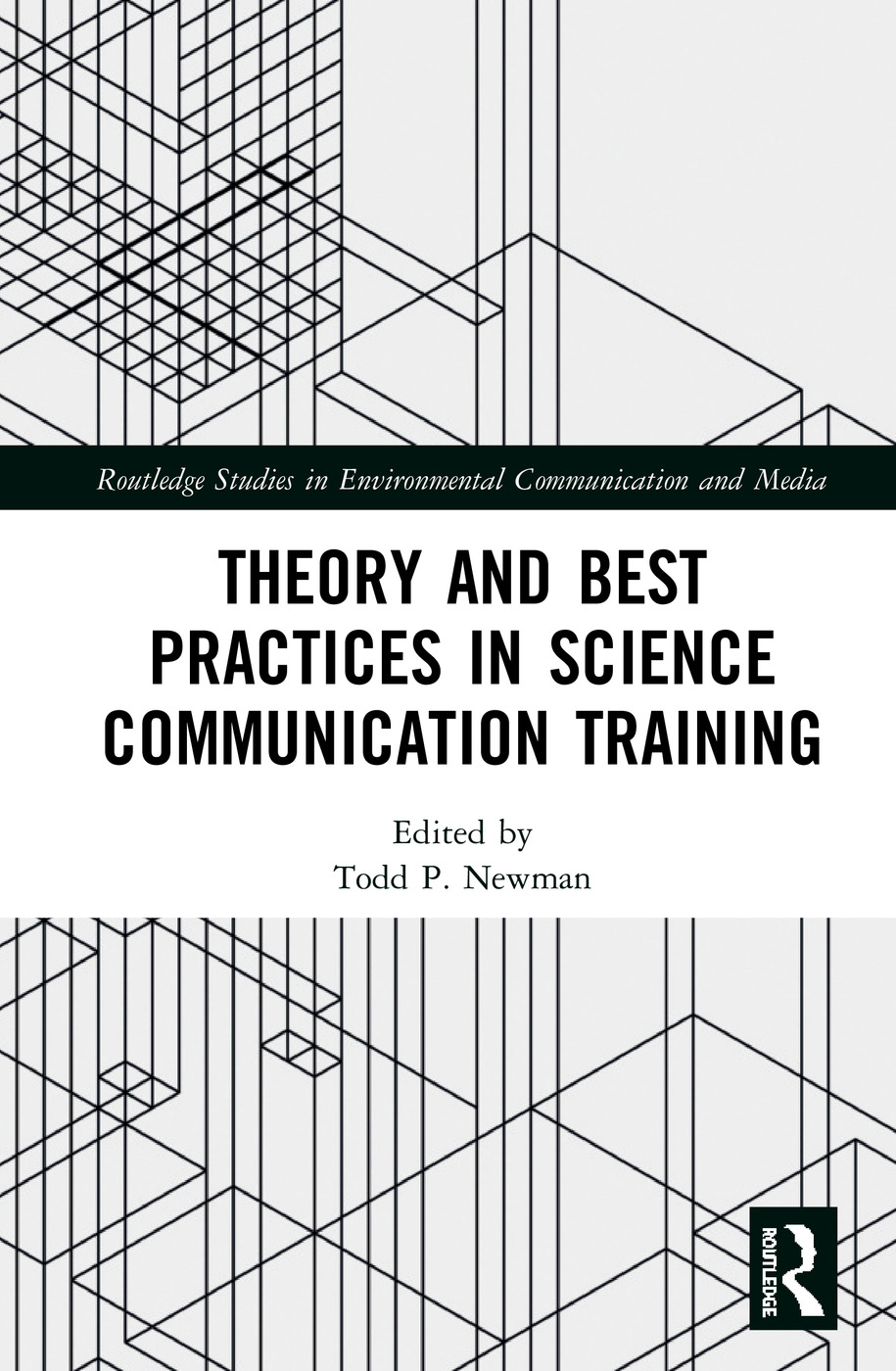 Theory and Best Practices in Science Communication Training: 1st Edition (e-Book) book cover