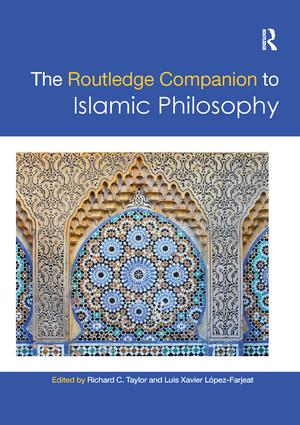 The Routledge Companion to Islamic Philosophy book cover