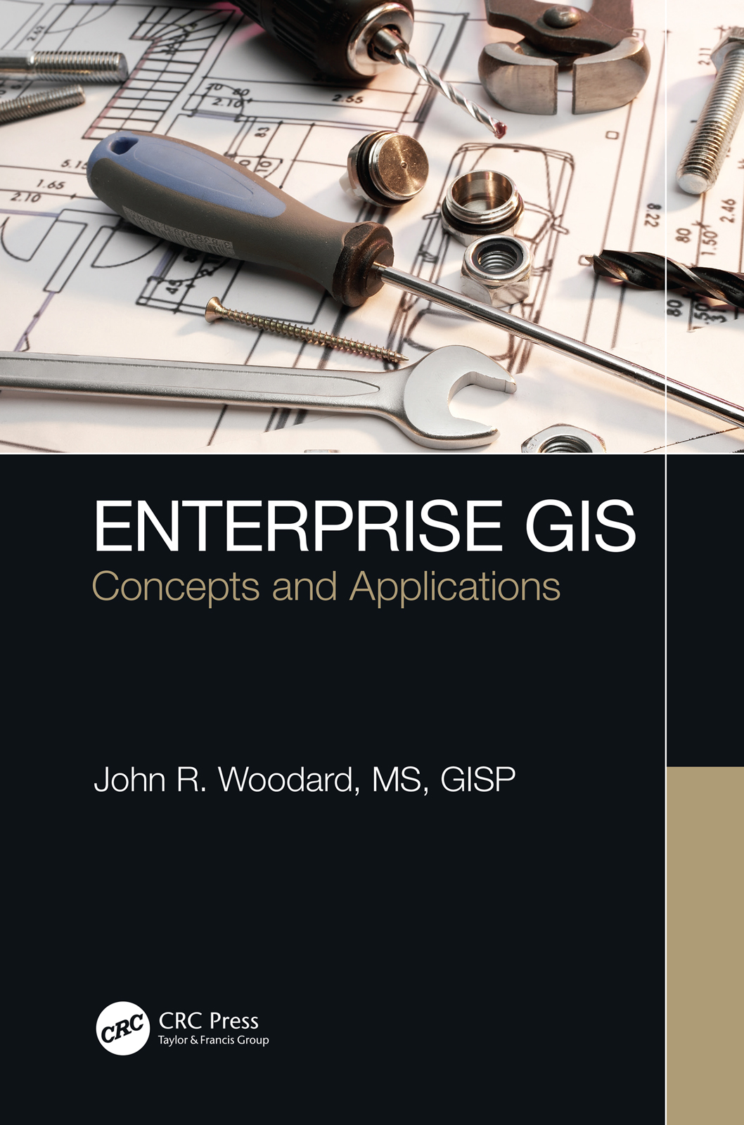 Enterprise GIS: Concepts and Applications book cover