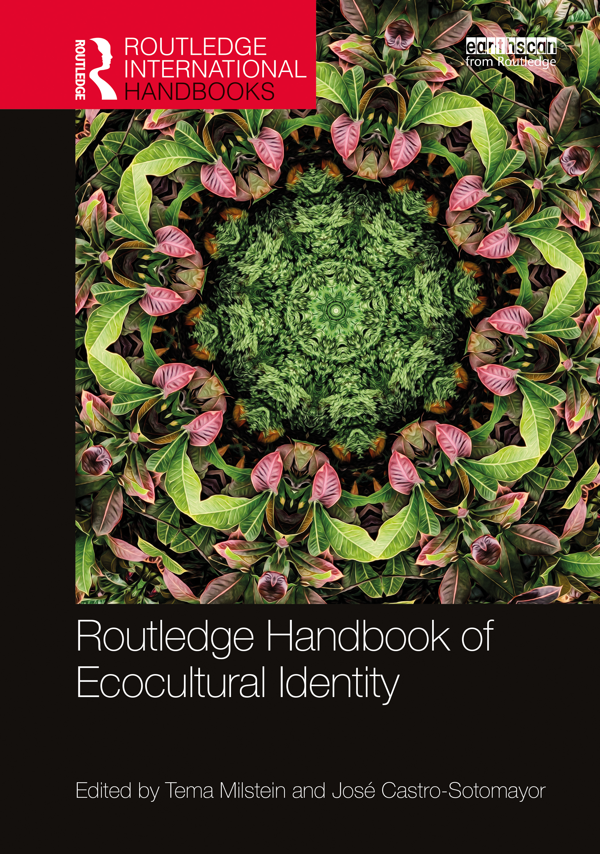 Routledge Handbook of Ecocultural Identity: 1st Edition (Hardback) book cover