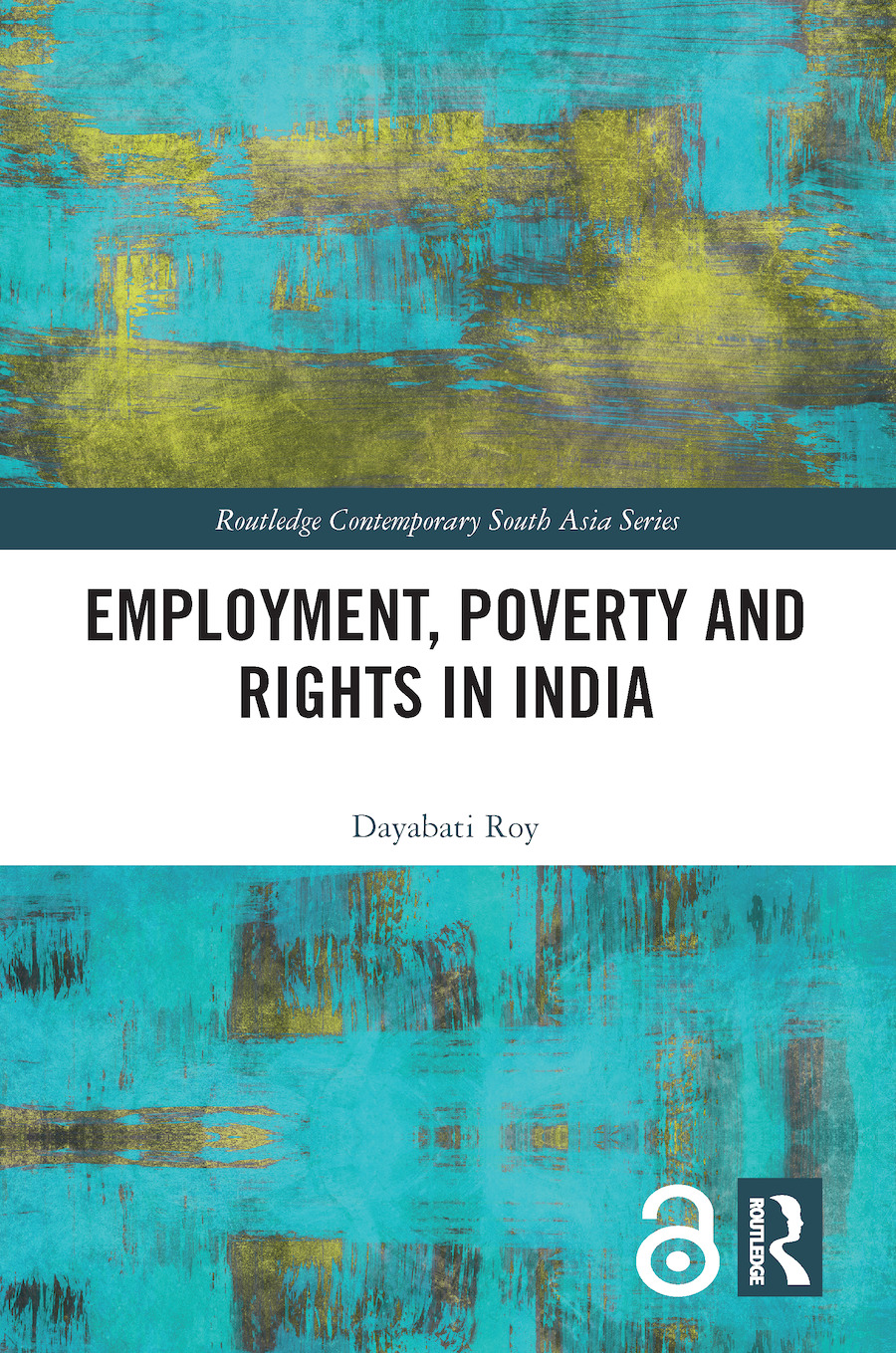 Employment, Poverty and Rights in India book cover