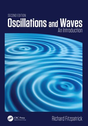 Oscillations and Waves: An Introduction, Second Edition, 2nd Edition (Paperback) book cover