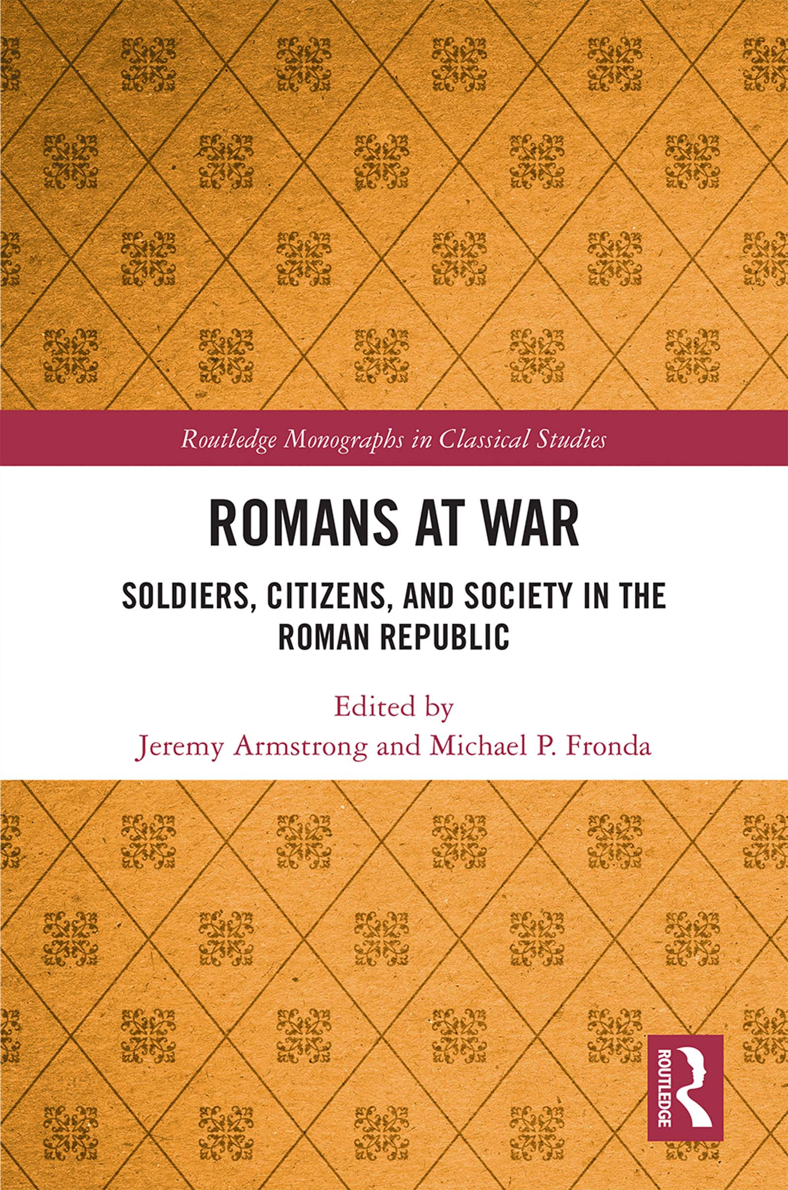 Romans at War: Citizens and Society in the Roman Republic book cover